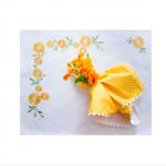Pique margarinidinha fundo branco